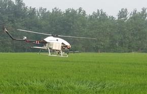 植保无人机给农业注入新动力