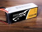 Tattu 9000mAh 25C 22.2V 大负载八轴航拍无人机电池通用版