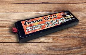 格氏ACE 3300mAh 25C 7.4V车模电池