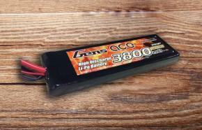 格氏ACE 3800mAh 25C 7.4V车模电池