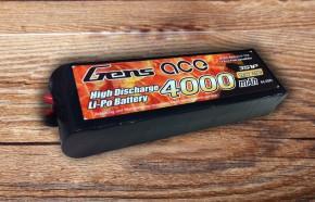 格氏ACE 4000mAh 25C 11.1V车模电池