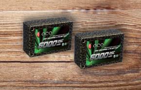 格氏ACE 6000mAh 25C 7.4V车模电池