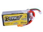 Tattu R-line系列 1300mAh 14.8V 95C 4S1P FPV电池