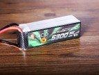 格氏ACE航模锂电池_5300mAh 30C 14.8V大型涵道机电池