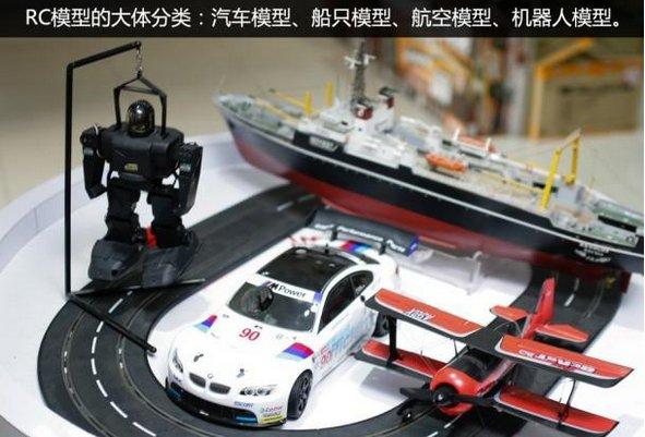 RC模型遥控车