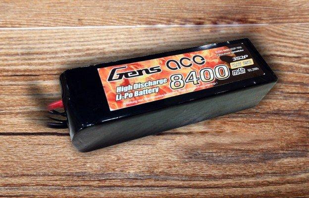 8400mAh车模电池-格氏ACE
